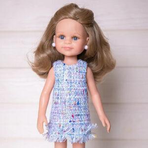 Куклы Paola Reina 34 см в одежде ручной работы